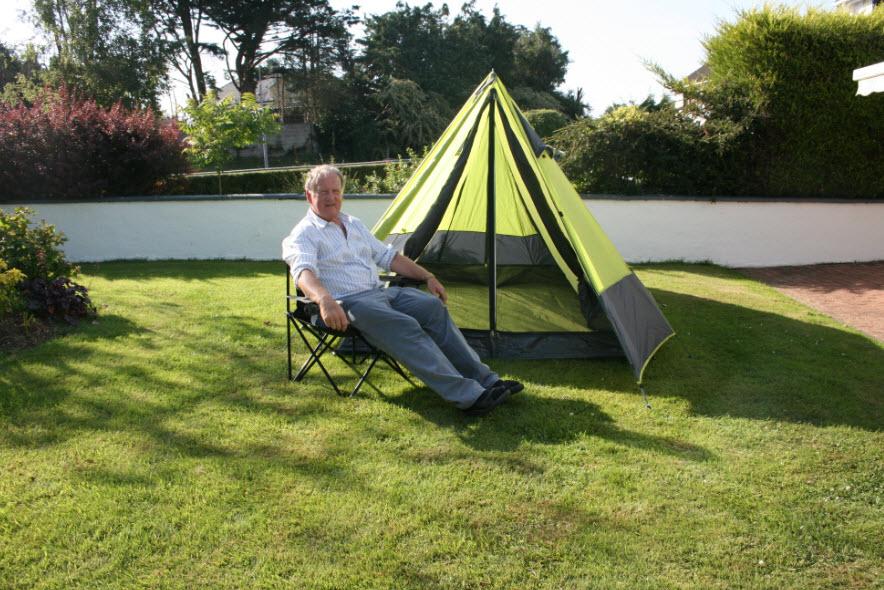 Texas 4 Man Ridge Tent | C&ing u0026 Tents | O Meara C&ing & 4 Man Ridge Tent | Camping u0026 Tents | O Meara Camping